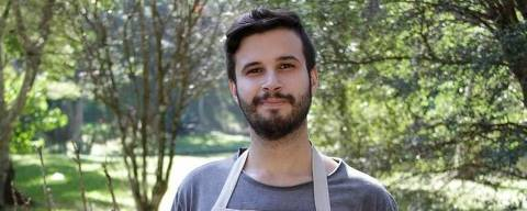 Murilo Marques, ex-Bake Off Brasil