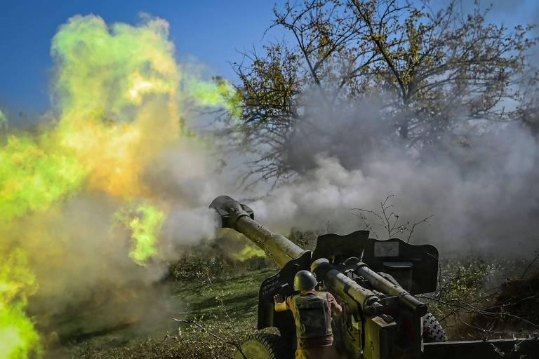 Soldado armênio dispara contra forças do Azerbaijão no domingo (25)