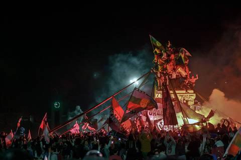 Em plebiscito histórico, chilenos decidem acabar com Constituição de Pinochet