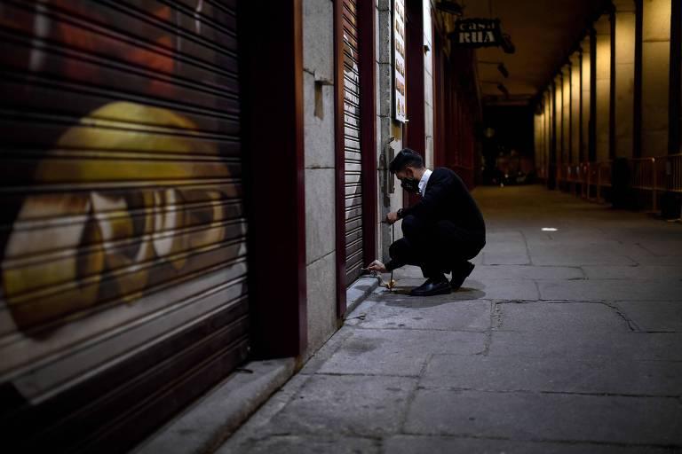 Para conter repique de Covid-19, premiê da Espanha quer estado de emergência até maio