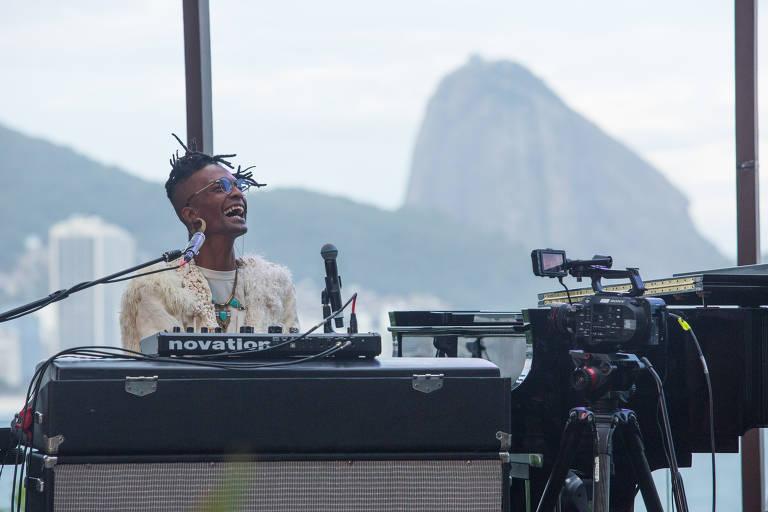 Rio Montreux Jazz Festival - 25/10/2020