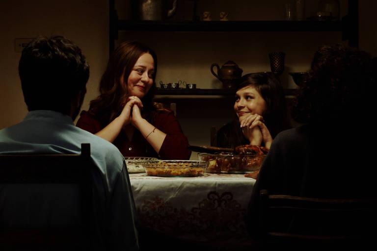 Cena de 'Valentina', em cartaz na 44ª Mostra de Cinema