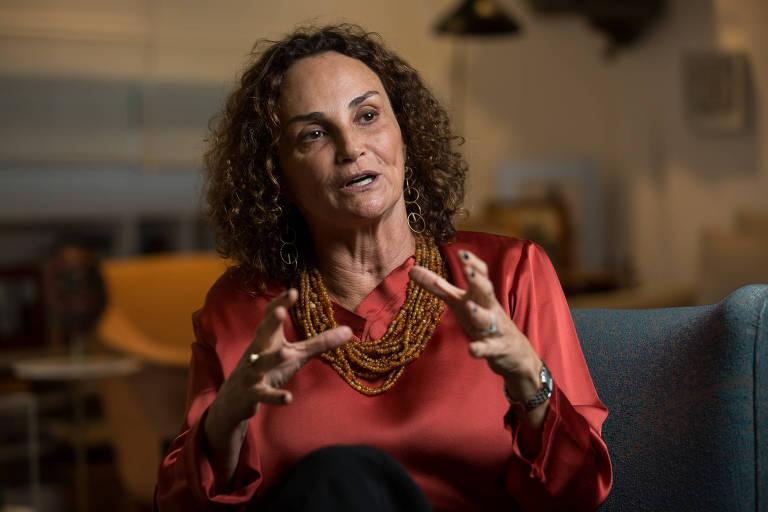 A economista e advogada Elena Landau