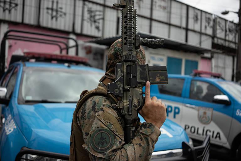 Operações policiais na pandemia
