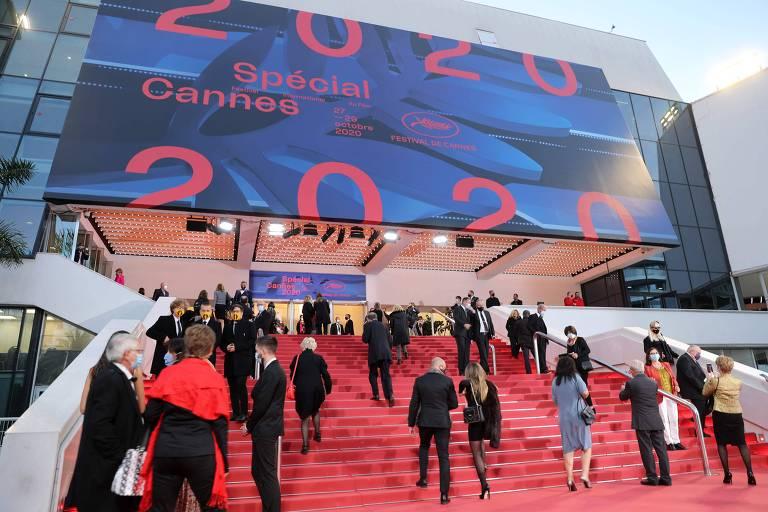 Festival de Cannes começa com tapete vermelho discreto e transmissão online