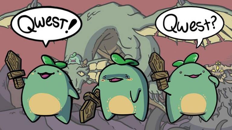 Quest Sprout: a coisa mais saudável da internet