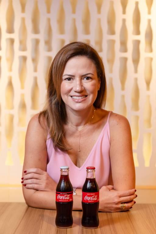 Poliana Sousa, Vice-Presidente de Marketing da Coca-Cola Brasil