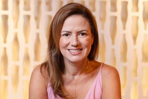 Poliana Sousa, Vice-Presidente de Marketing da Coca-Cola Brasil