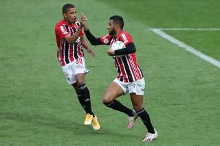 Brasileiro Championship - Coritiba v Sao Paulo