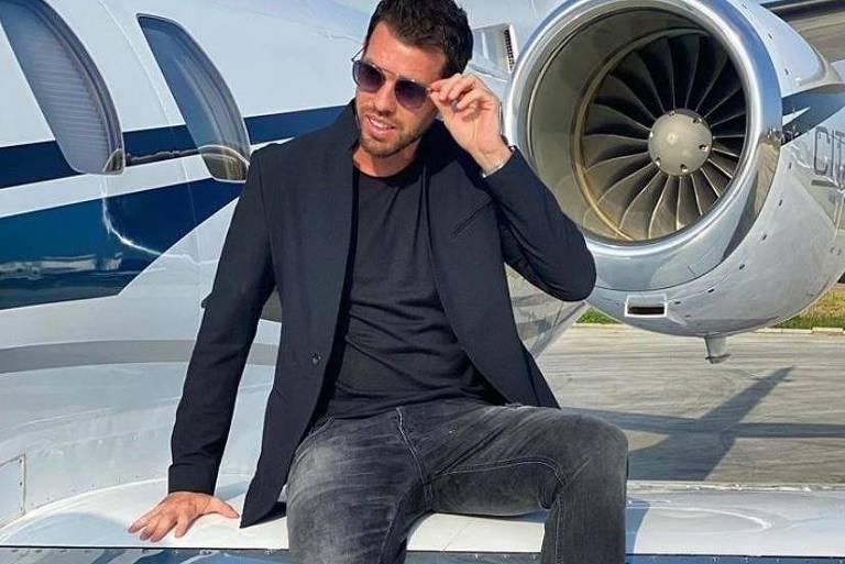 Diego Aguiar, conhecido como parça de Neymar, tem vídeos vazados na web