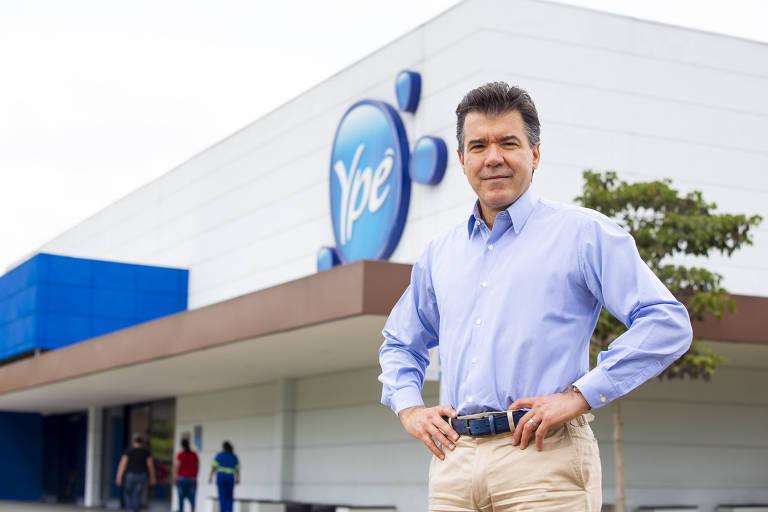 Waldir Beira Júnior, presidente executivo da Ypê