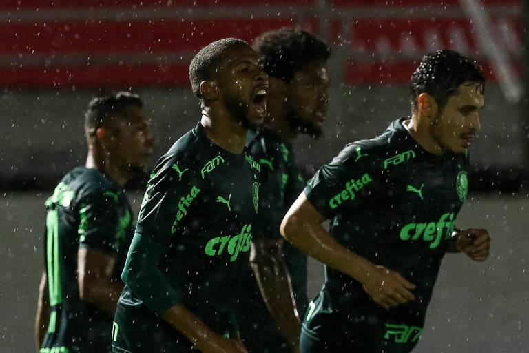 Verdão vence RB Bragantino e abre vantagem nas oitavas