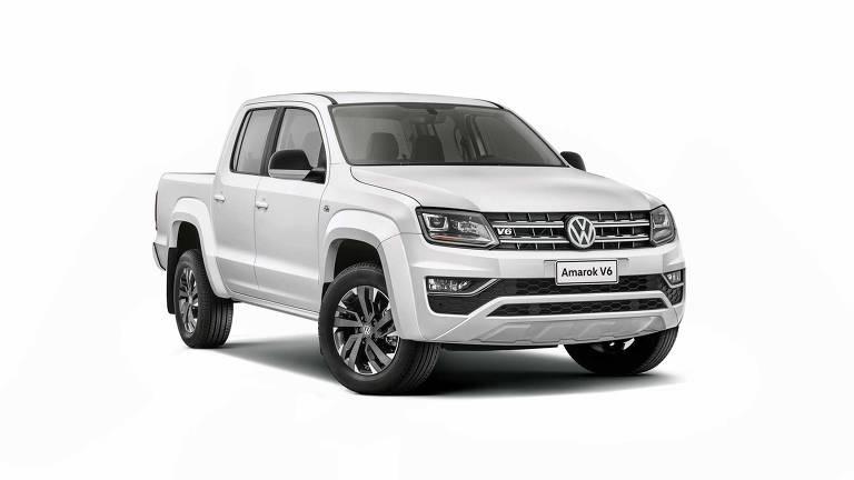 Volkswagen Amarok V6 2021