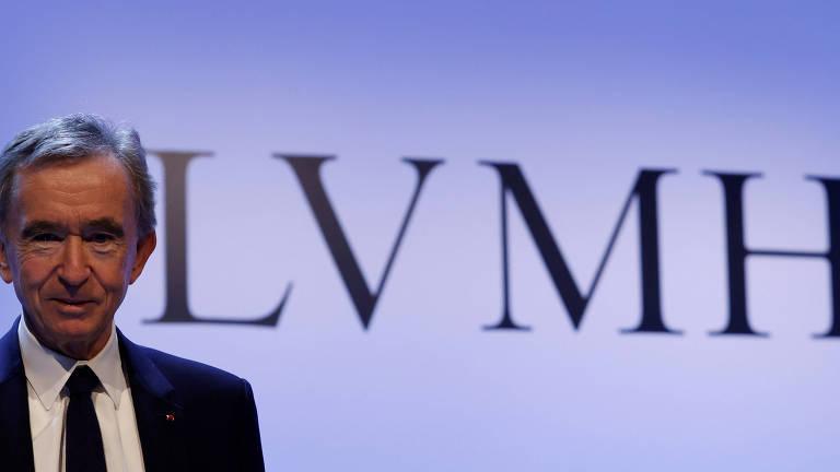 Presidente da LVMH, Bernard Arnault