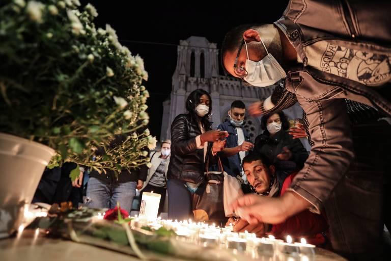 Atentado terrorista em Nice