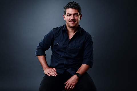 Luiz Sanches, publicitário da agência AlmapBBDO