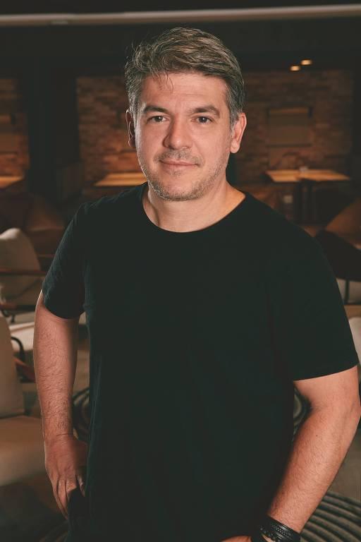 Luiz Sanches, publicitário da AlmapBBDO