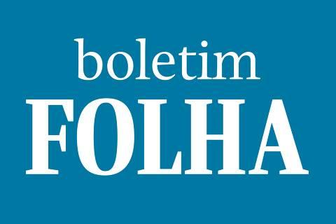 Boletim Folha Podcast