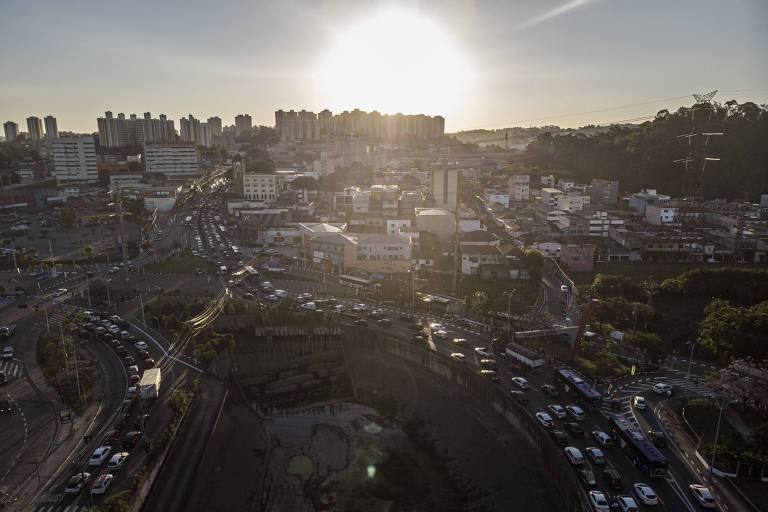 Taboão da Serra sofre com mobilidade urbana