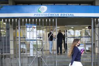 PERITOS DO INSS VOLTA AO ATENDIMENTO PRESENCIAL