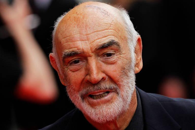 Sean Connery morreu de pneumonia e insuficiência respiratória