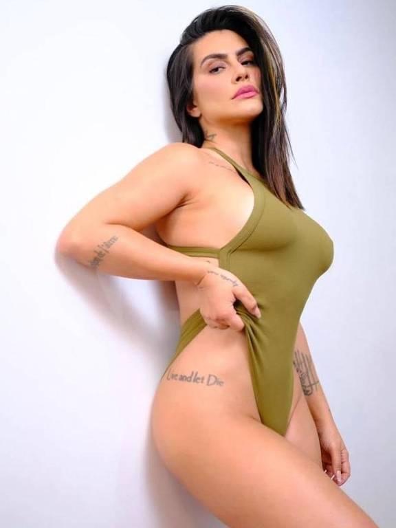 Cleo Pires, atriz e cantora