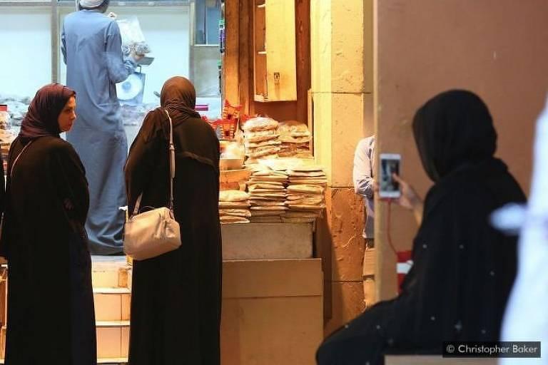 O souq de Mutrah é um dos poucos lugares do mundo onde se pode comprar ouro, mirra e olíbano