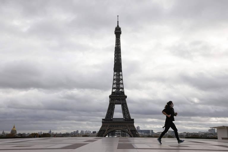 Encontrei o amor da minha vida após um crime em Paris