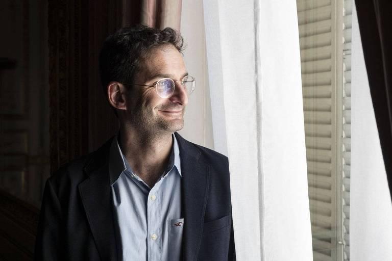 O historiador argentino Federico Finchelstein