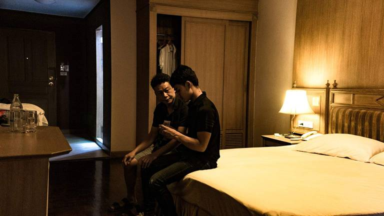 Veja cenas do filme 'Dias', de Tsai Ming-liang