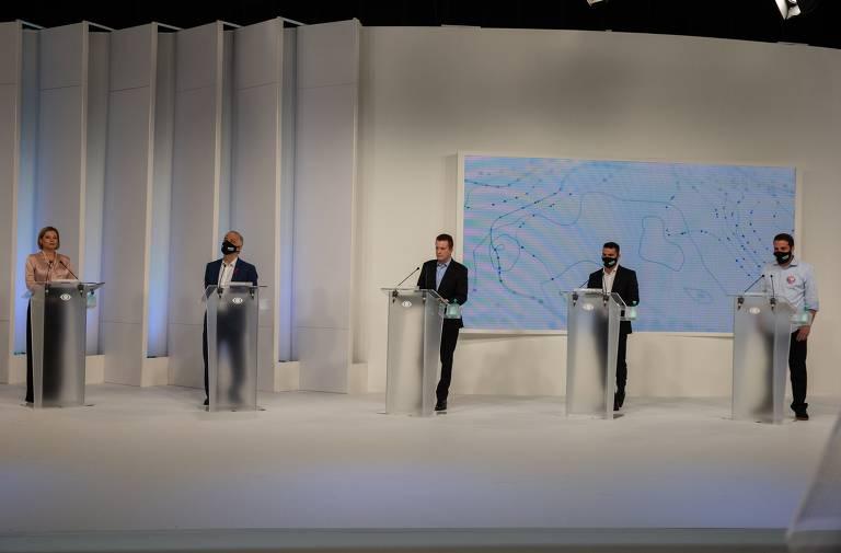 Saiba quais são os candidatos e as candidatas à Prefeitura de SP nas eleições de 2020