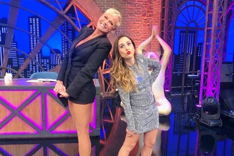 Nova temporada de 'Lady Night', talk show de Tatá Werneck, estreia com Xuxa