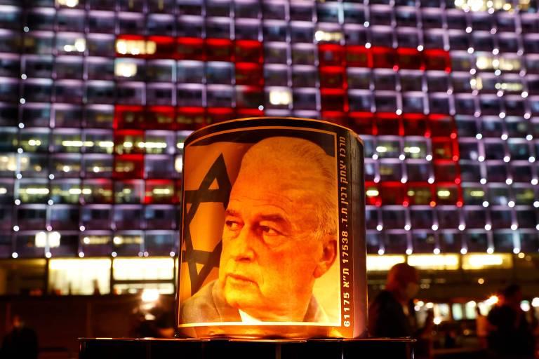 25 anos da morte de Yitzhak Rabin