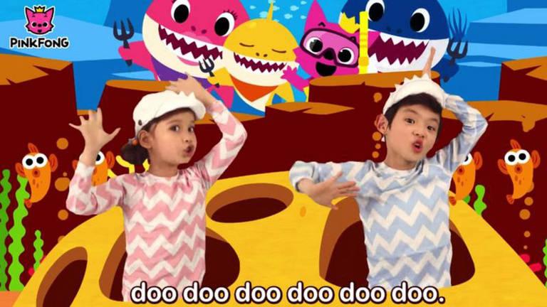 """""""Baby Shark"""", a canção infantil de melodia viciante que viralizou na internet"""
