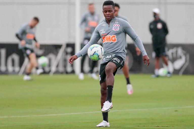 Cazares será novamente titular do Corinthians no duelo com o América-MG