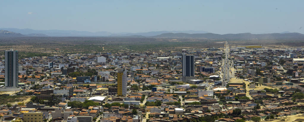 Santa Cruz do Capibaribe, em Pernambuco