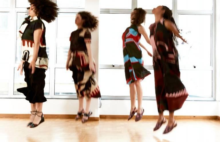 Veja imagens do primeiro dia da 50ª São Paulo Fashion Week