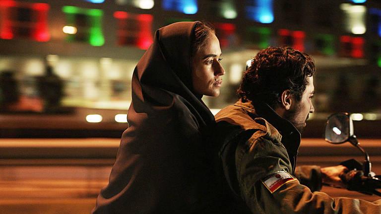 Imagens da série Teerã