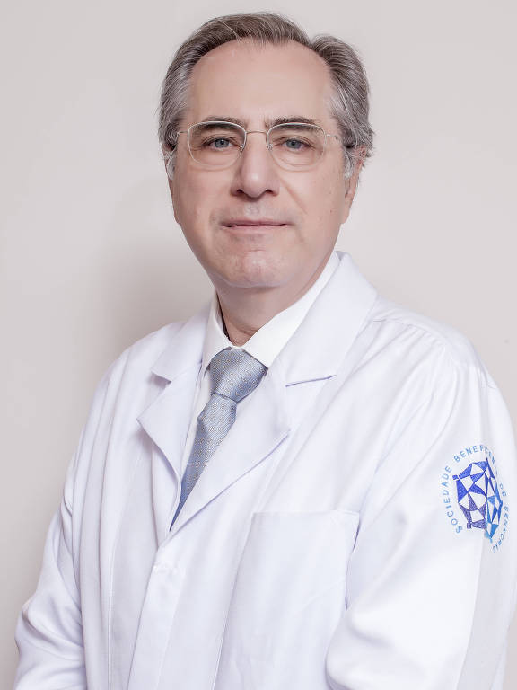 Artur Katz, oncologista do hospital Sírio Libanês