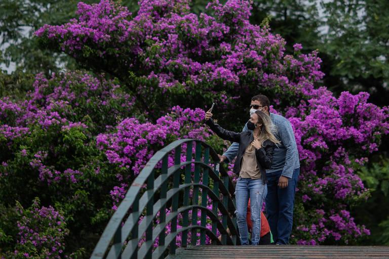 Parque Ibirapuera reabre as portas aos finais de semana e feriados