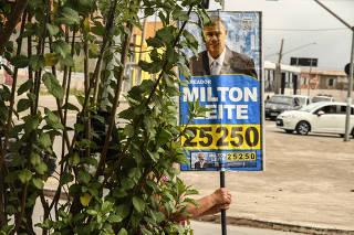 CAMPANHA DE MILTON LEITE