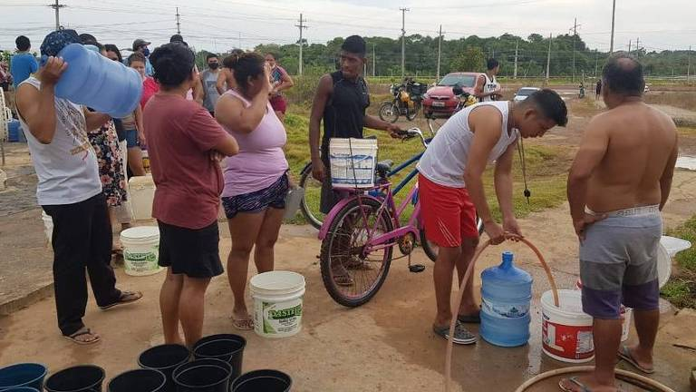 Apagão no Amapá deixa capital e cidades sem luz