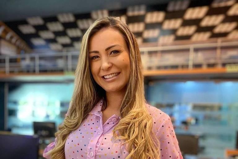 Andressa Urach desiste de ser apresentadora de TV em SP por noivado no Sul do país