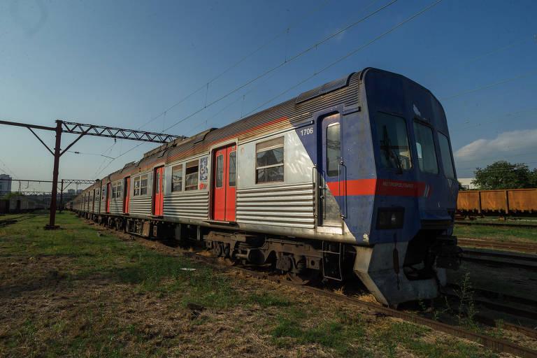 Leilão de trens oferece vagão a partir de R$ 40.550