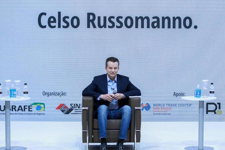 Celso Russomanno candidato a prefeitura de São Paulo diz não ser racista por ter sido criado por mãe de leite