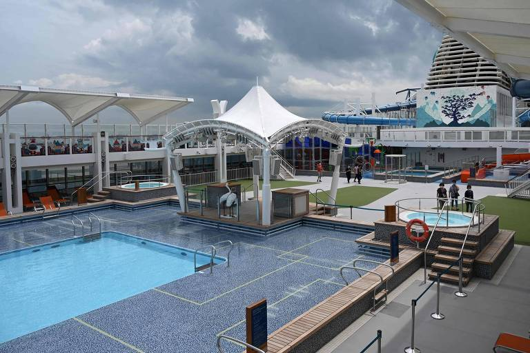 Cingapura lança primeiro 'cruzeiro para nenhum lugar'