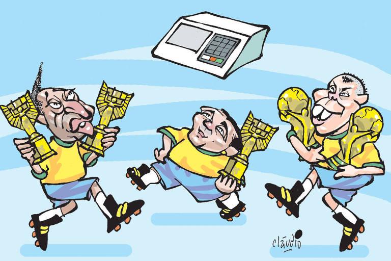 Caneladas do Vitão: Colégio eleitoral brasileiro