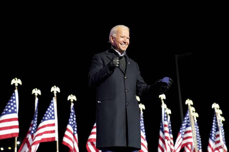 Joe Biden teve a humildade que faltou a Hillary Clinton
