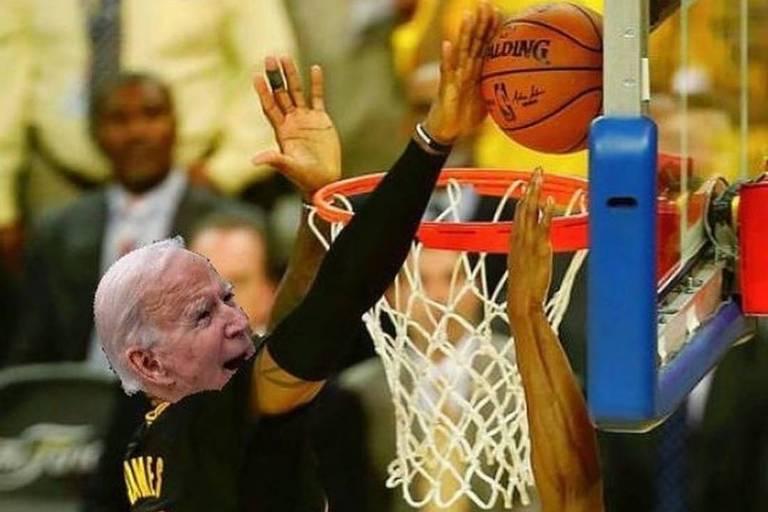 Estrelas do esporte comemoram a vitória de Joe Biden nas redes sociais