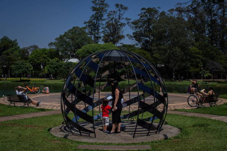 Parques em SP voltam a funcionar aos finais de semana e feriados